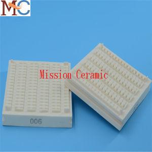 Good Heat Resistance Alumina Ceramic Plate pictures & photos