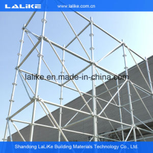 Galvanized Steel Ringlock Scaffolding System, Ringlock Scaffold