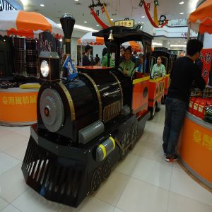 Shopping Mall Use Mini Electric Trains pictures & photos