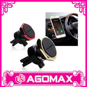 360 Degree Rotation Magnetic Car Phone Holder, Universal Vent Car Phone Mount