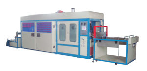 Plastic Cake Tray Thermoforming Machine (DH50-71/120S-A) pictures & photos