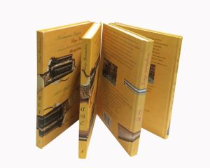 Wholesale Custom Cheap Hard Cover Perfect Bound Book (YY-H0007) pictures & photos