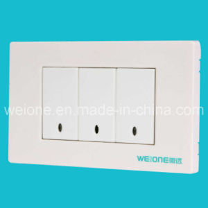 RF 3 Ways Learning Remote Control Switch Touch Switch