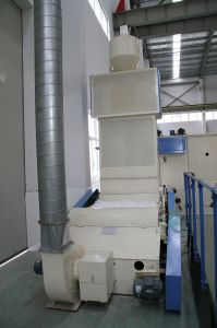 Fibers Opener in Nonwoven Machinery pictures & photos
