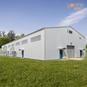 Steel Structure Warehouse/Storage (S-S 032)