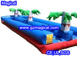 Inflatable Double Lane Slip (RO-045) pictures & photos