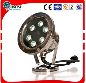 Waterproof IP68 LED Spot Underwater Light (6W/9W/12W) pictures & photos