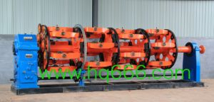 Cable Machine for Copper, Aluminum and Insulated Wire