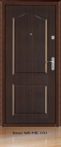 Melamine Door (WX-ME-101) pictures & photos