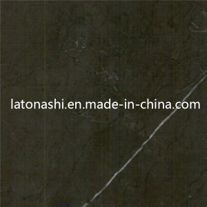Low Cost Natural Polished Pietra Gray Marble for Tile, Countertop pictures & photos