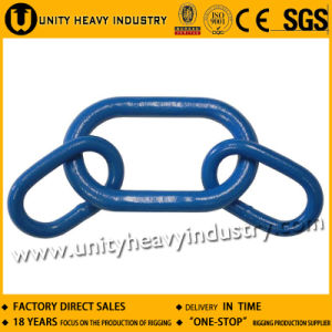A342 Us Type Forged Alloy Oblong Master Link pictures & photos