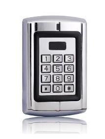 Keypad Controller Reader