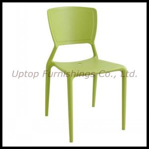 Coffee Shop Furniture Green Plastic Side Chair (SP-UC308) pictures & photos