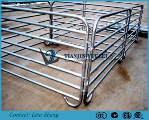 Galvanized Sheep Yard Panel/Goat Yard Panels pictures & photos