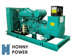 Googol 6 Cylinder in Line Engine 200kw 250kVA Diesel Generator Set for Sale pictures & photos