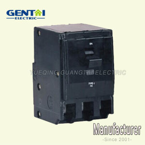 High Quality Cheaper D Type 3 Pole Qo Plug in Circuit Breaker pictures & photos