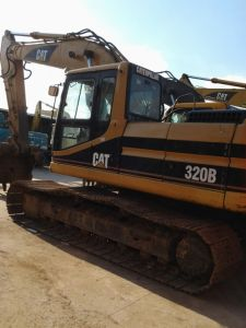 Used Caterpillar Excavator 320b/Cat 320b Excavator pictures & photos