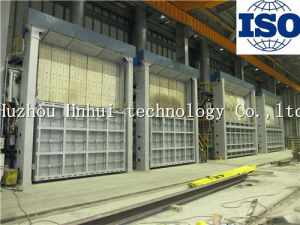 Box Type Gas Heat Treatment Furnace pictures & photos
