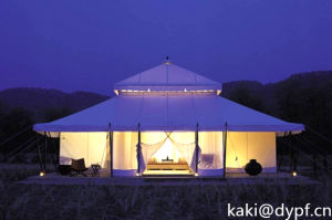 Dobule Eco-Pagoda Tent for Resort and Glamping pictures & photos