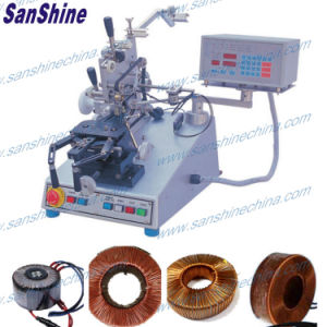 Automatic Toroid Coil Winding Machine Replace Vc Toroid Winder (SS900B8) pictures & photos
