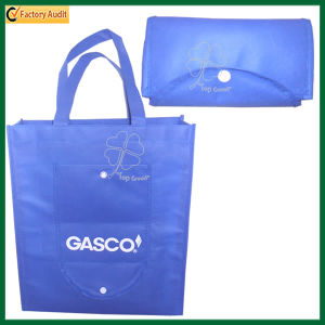 2016 Promotional Custom Wallet Reusable Folding Shopping Bags (TP-FB063) pictures & photos
