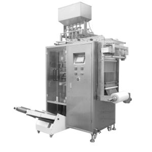 Multi Lane Long Pouch Beverages Packing Machine