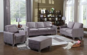 Fabric Kd Sofa Sets pictures & photos