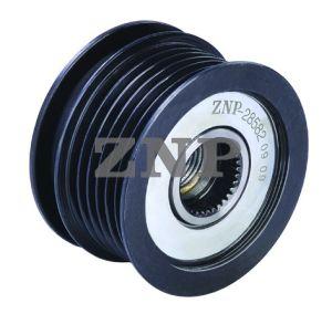 Overrunning Alternator Pulley (ZNP-28582)