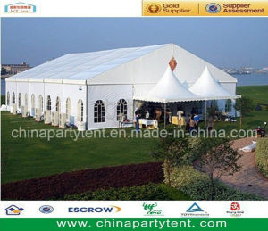 Big PVC Aluminium Wedding Party Tent Marquee