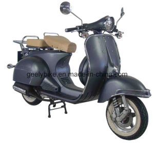 50cc Vespa Vintage Scooter DOT/EPA Approved pictures & photos
