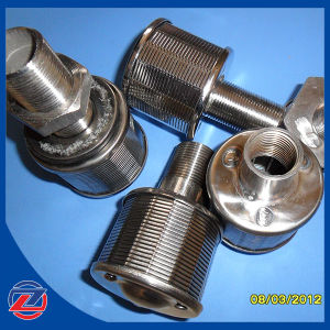Stainless Steel Water Strainer Filter Nozzle pictures & photos