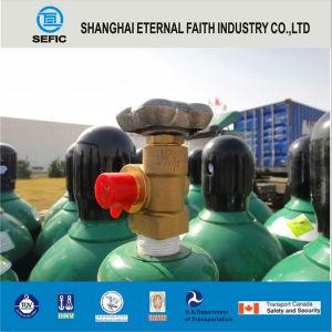 High Pressure Seamless Steel Oxygen Nitrogen Argon Gas Cylinder pictures & photos
