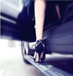 Auto Parts/Auto Accesariess Electric Running Board/Side Step pictures & photos
