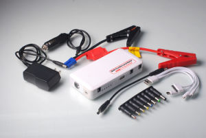 White Color Power Bank Car Jump Starter pictures & photos