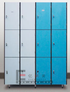 Solid Phenolic Wardrobe Locker for Swimming Pool&Laboratory Room pictures & photos