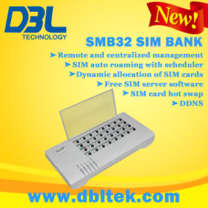 DBL SIM Sever Termination SIM Bank (SMB32) pictures & photos