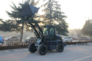 Zl16f Compact Wheel Loader with Ce China Factory Hot Sale! pictures & photos