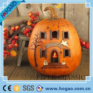 Creative Halloween Home Decoration Resin Figurine Pretty Girl pictures & photos