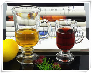 250ml Promotional Transparent Glass Beer Juice Wine Cup pictures & photos