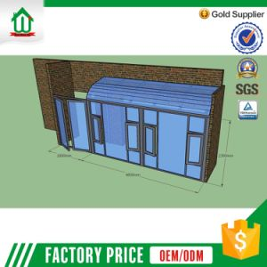 Aluminum Sunroom Factory in Foshan