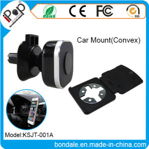 High Quality Cross Magnetic Car Accessories Convex Mount with Smartphone pictures & photos