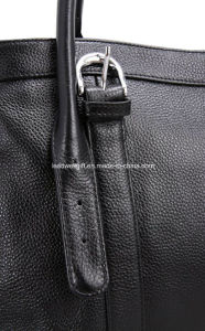 Women′s Leather Shoulder Bag Satchel Handbags and Purse Classic Design Tote for Ladies pictures & photos