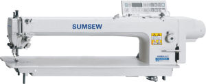 Sum0356D Long Arm Direct Drive Computerized Feeding Lockstitch Sewing Machine Series