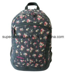 2016 Mixed Full Color Printing Backpack Bag