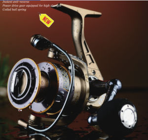 New Design High Grade Spinning Fishing Reel pictures & photos