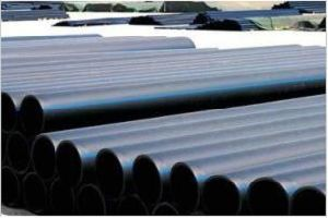 Straight PE Pipe for Water Supply pictures & photos