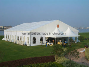 Luxury and Romantic Wedding Marquee in 10m Clear Span