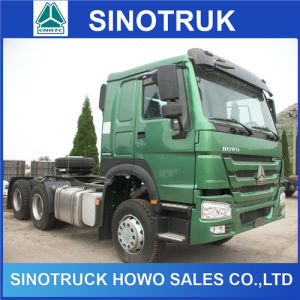 China Made 6X4 Heavy Duty Big Capacity Truck Head 420HP for Africa pictures & photos
