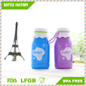 Customized Colorful Small Water Bottle with Handle Easy-Catch pictures & photos