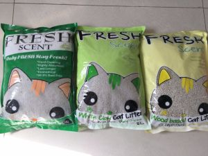 High Quality Bentonite Cat Litter with Handle Manufacturer in China pictures & photos